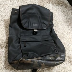 Large Coach backpack